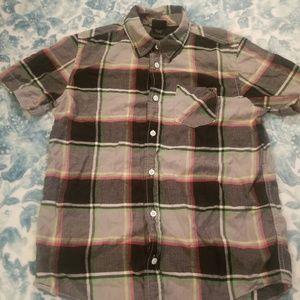 Shaun White Kids Button Up Size Large